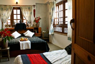 Homestay room